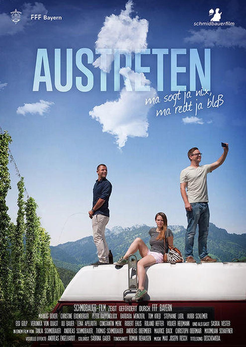 Austreten (Poster)