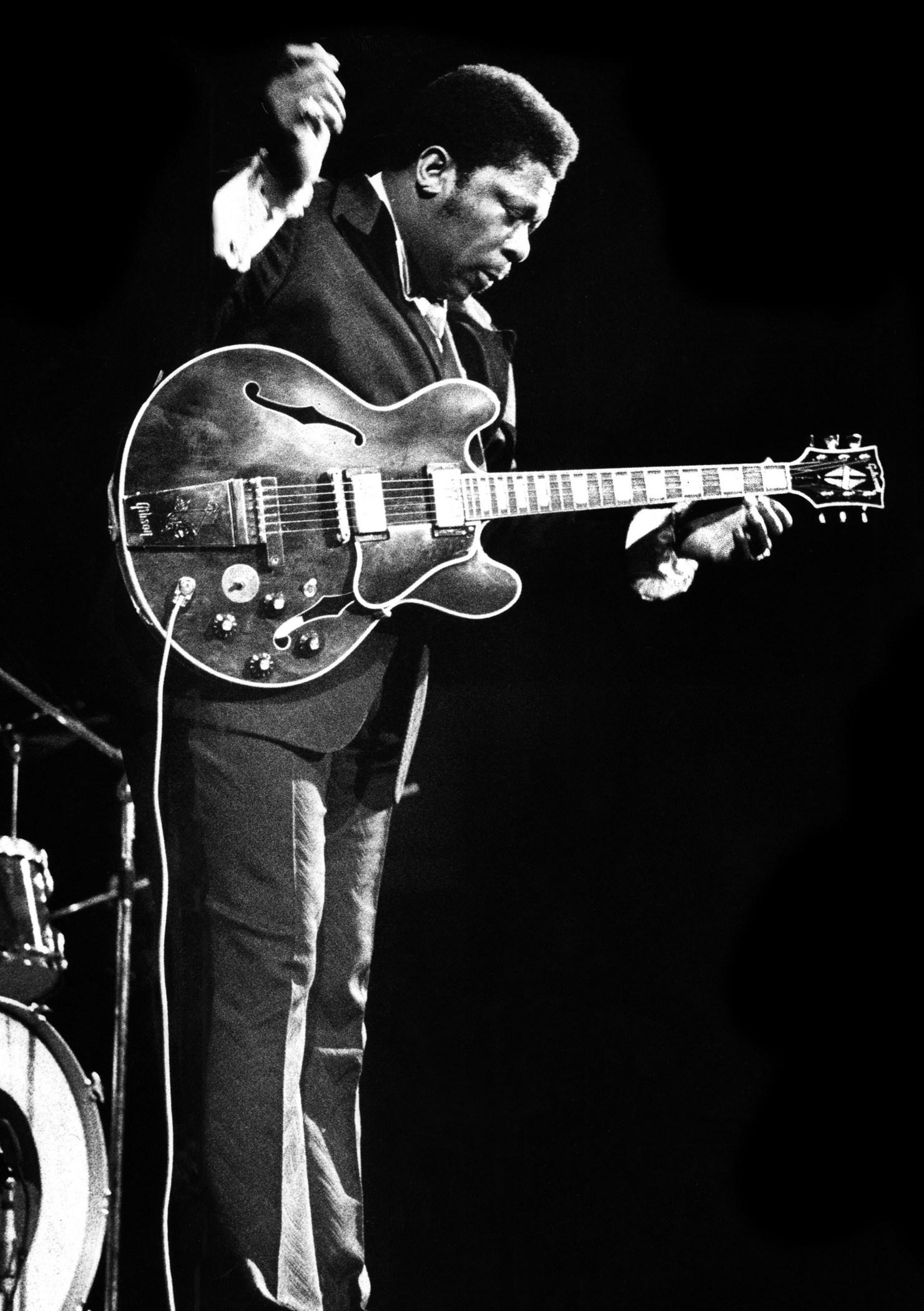 BB King: The Life of Riley (Poster)