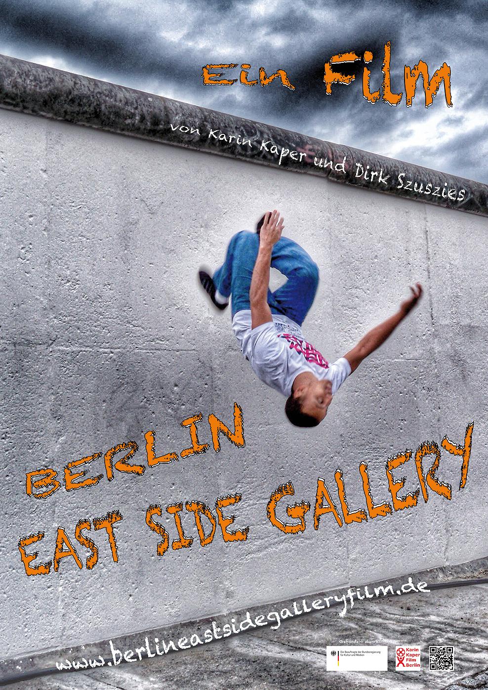 Berlin East Side Gallery (Poster)