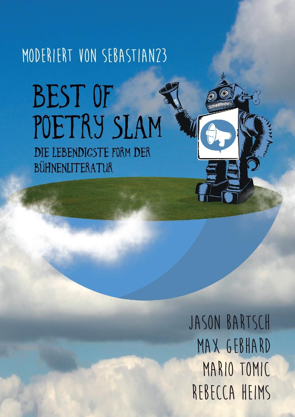 Best of Poetry Slam (Teil 3) (Poster)