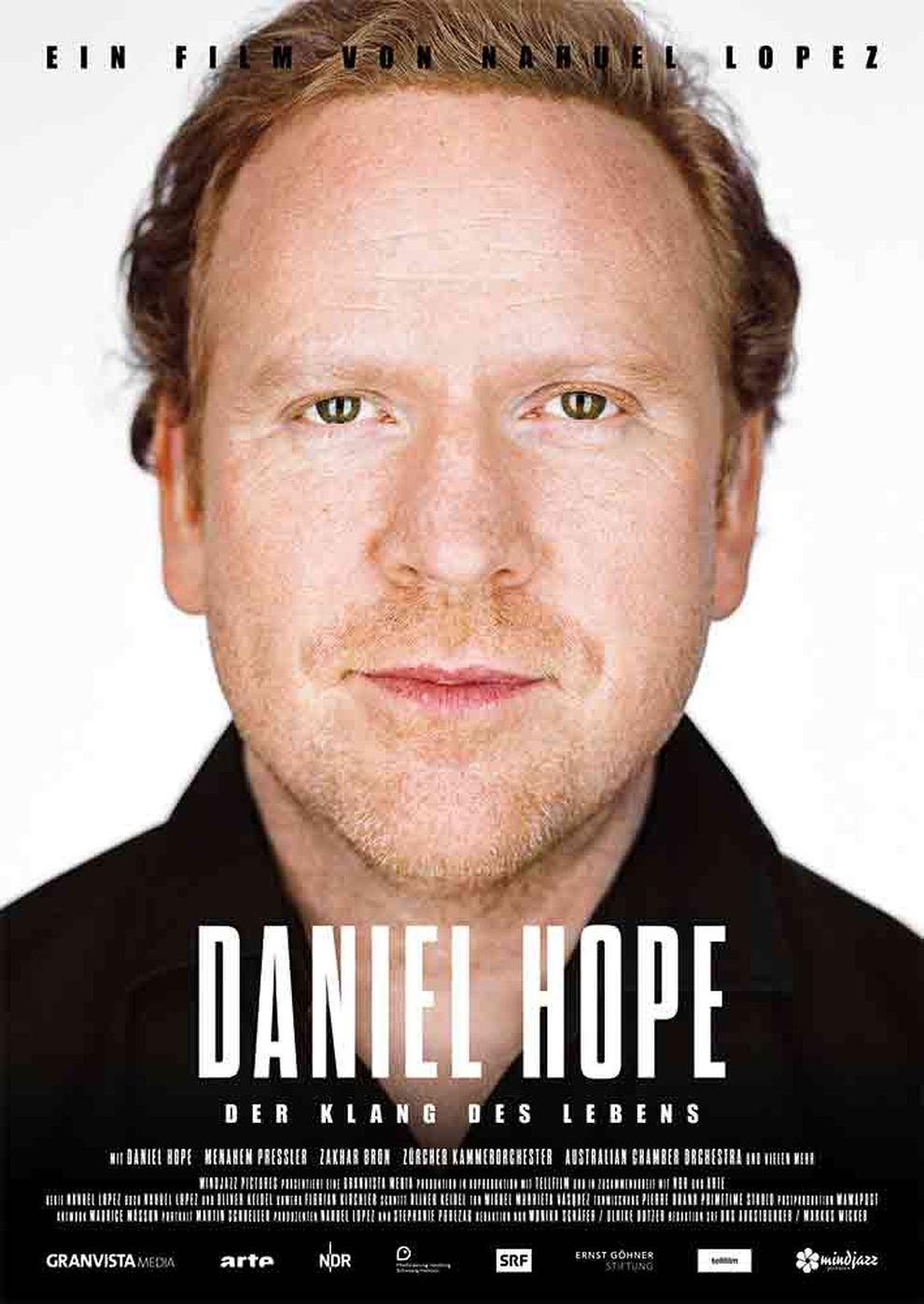 Daniel Hope - Der Klang des Lebens (Poster)