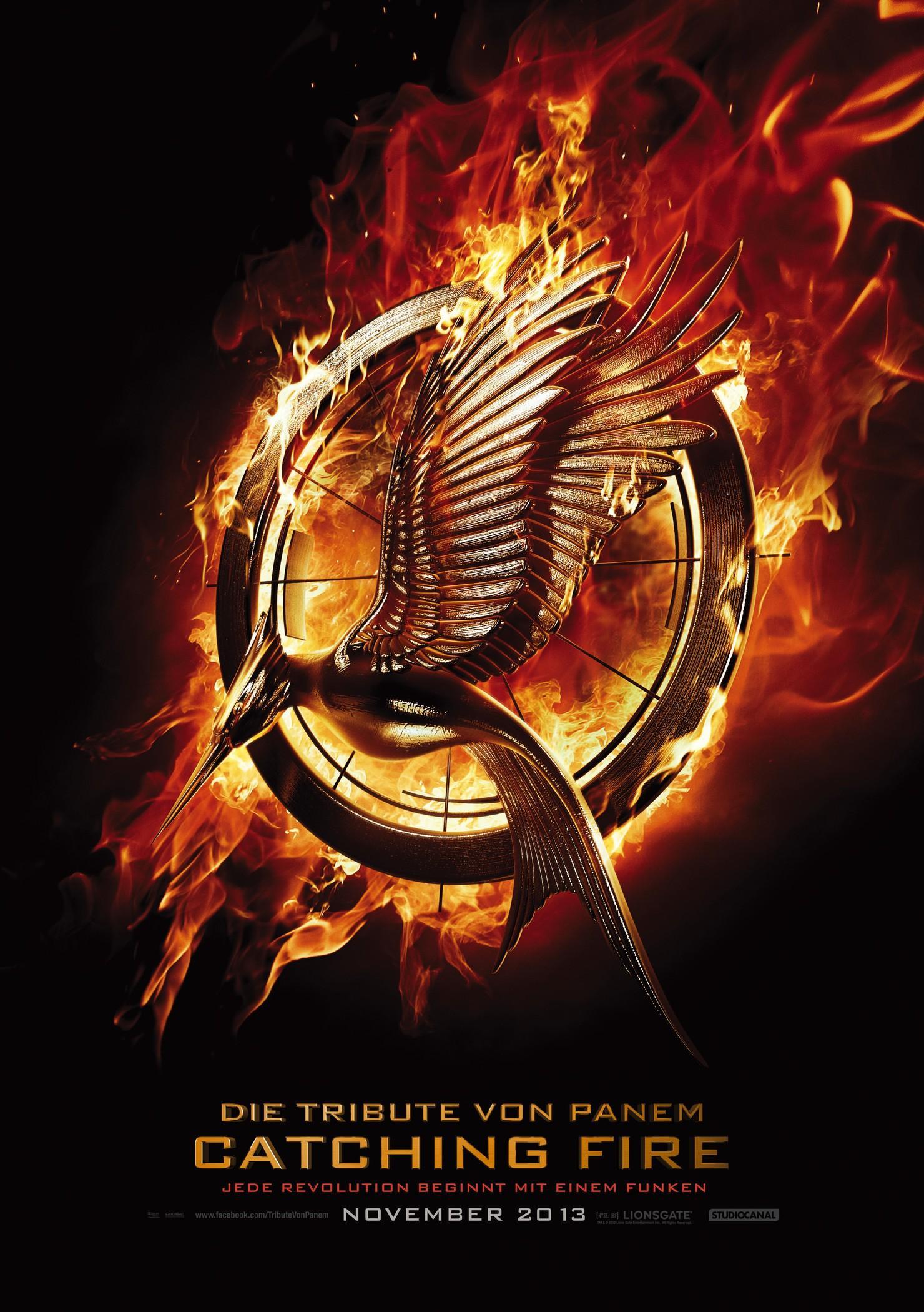 Die Tribute von Panem - Catching Fire (Poster)