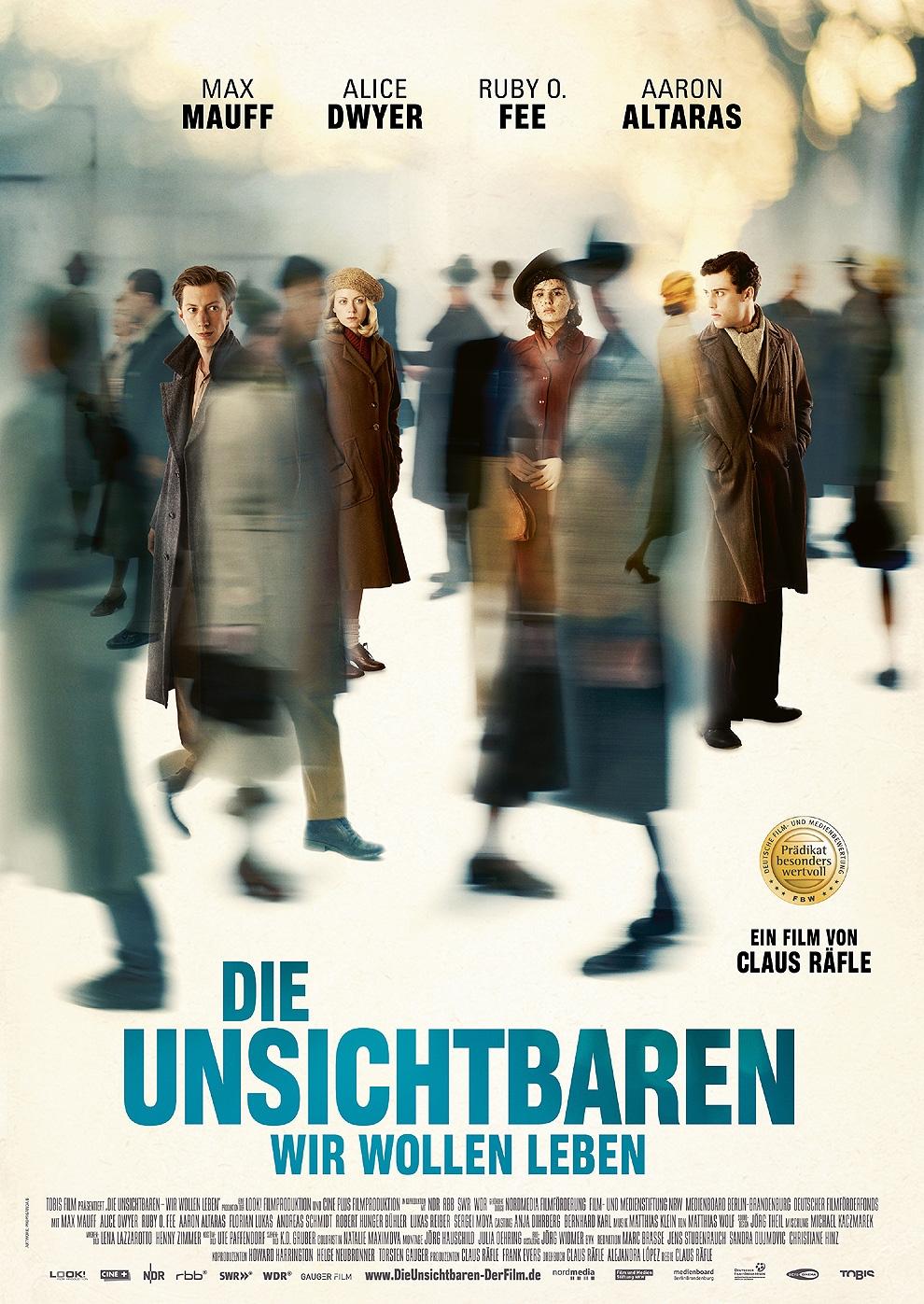 Die Unsichtbaren - Wir wollen leben (Poster)