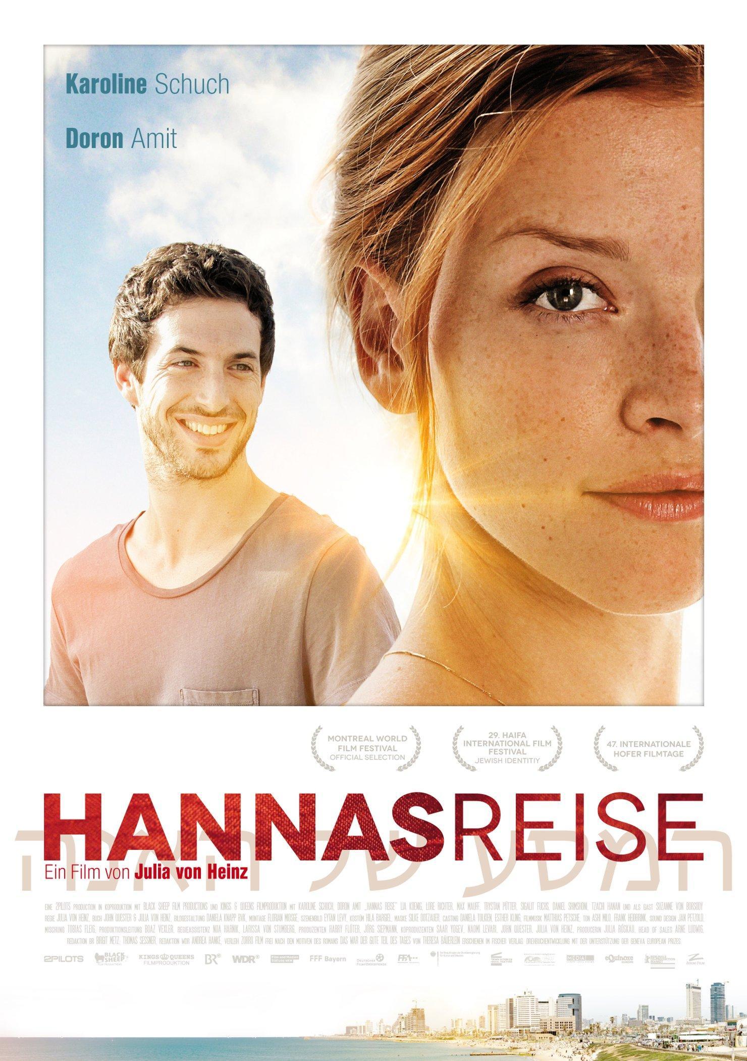 Hannas Reise (Poster)