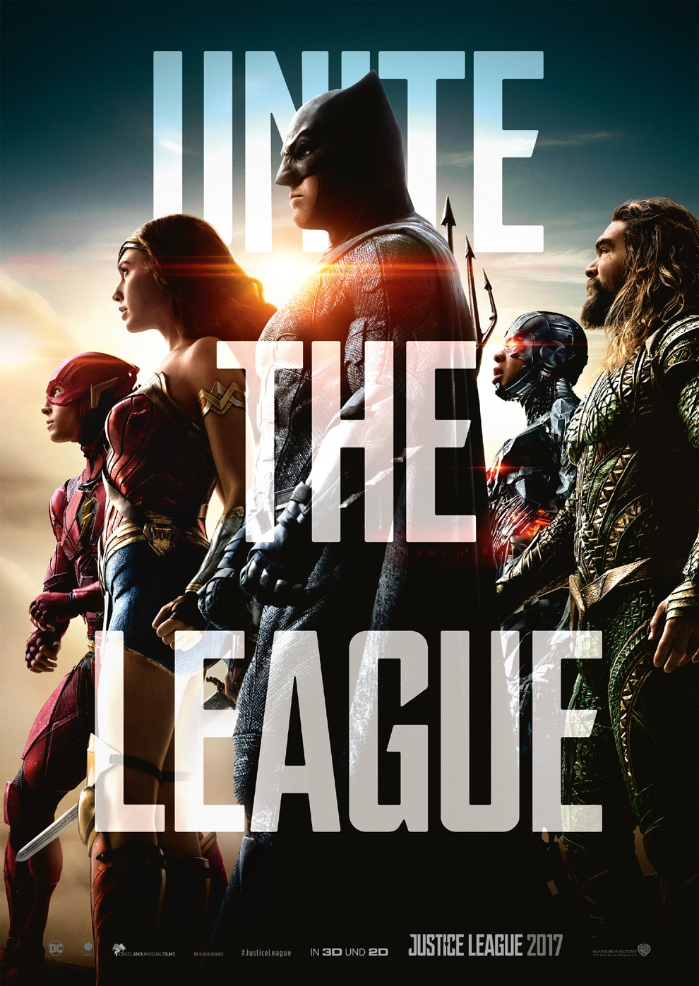 Justice League (Poster)