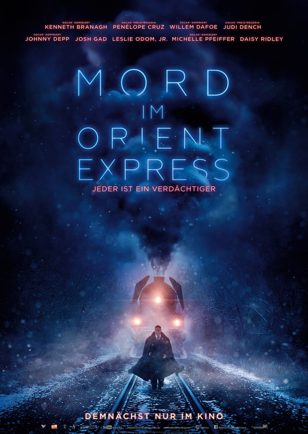 Mord im Orient-Express (Poster)