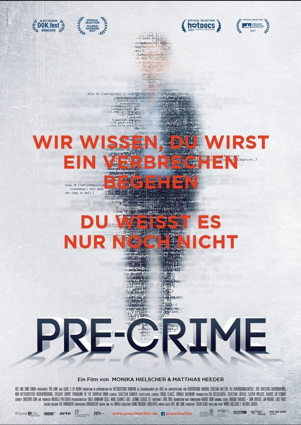 Pre-Crime (Poster)