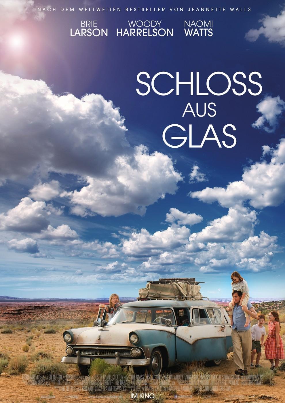 Schloss aus Glas (Poster)