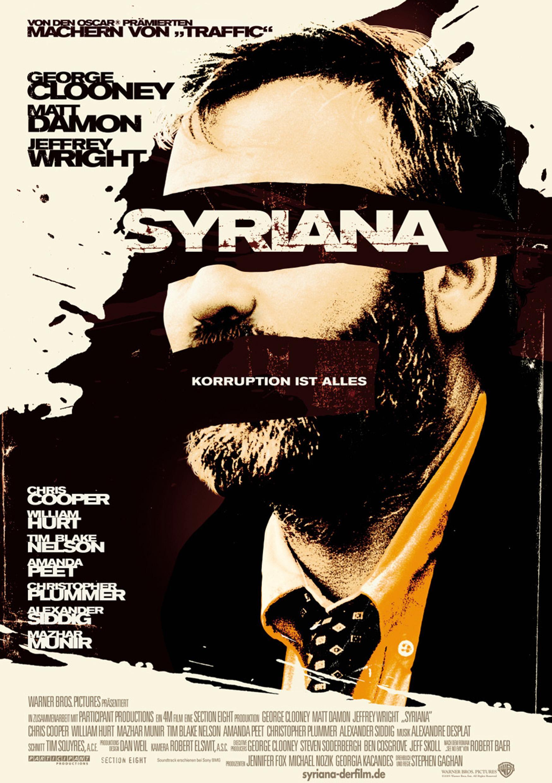 Syriana (Poster)