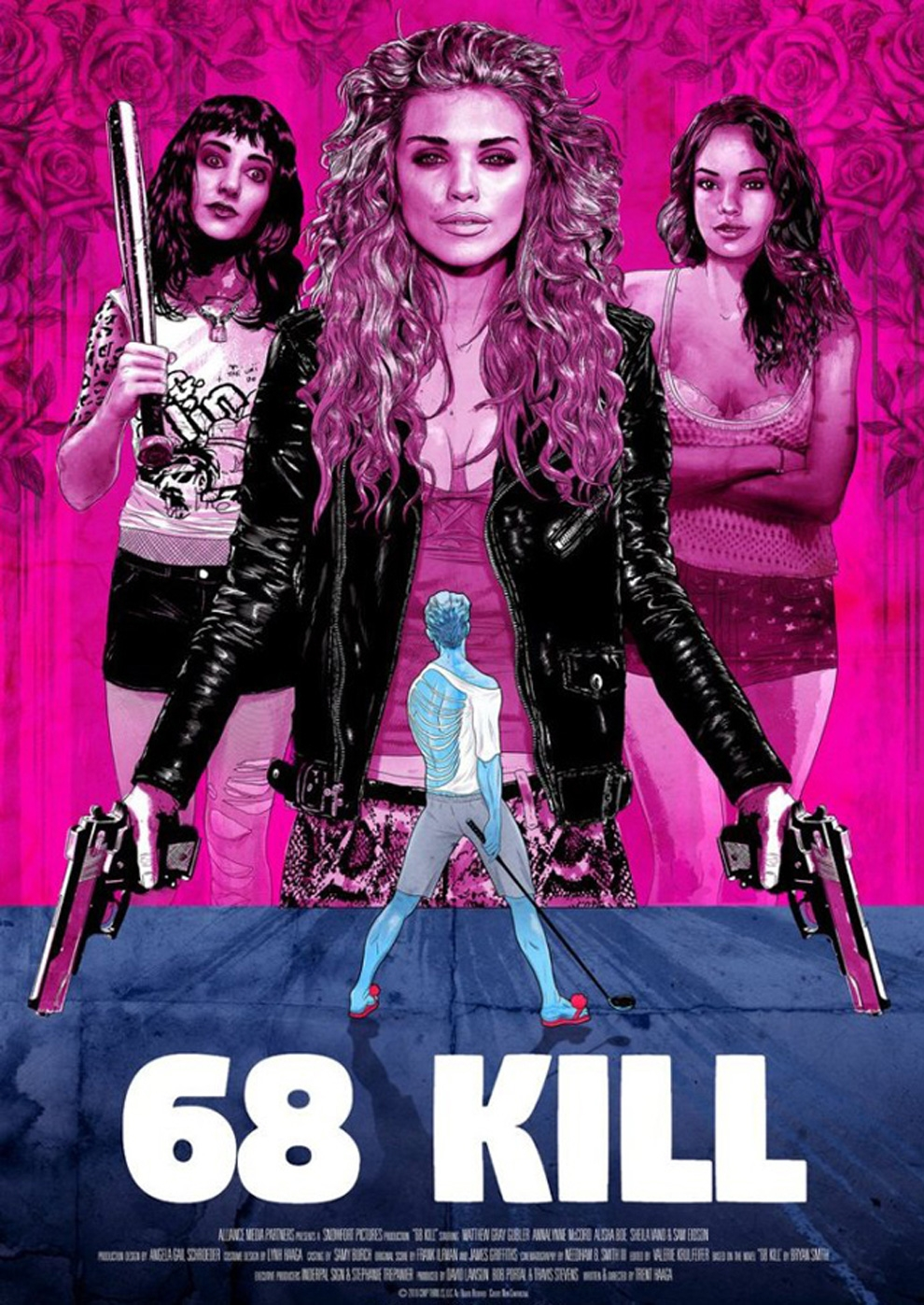 68 Kill (Poster)