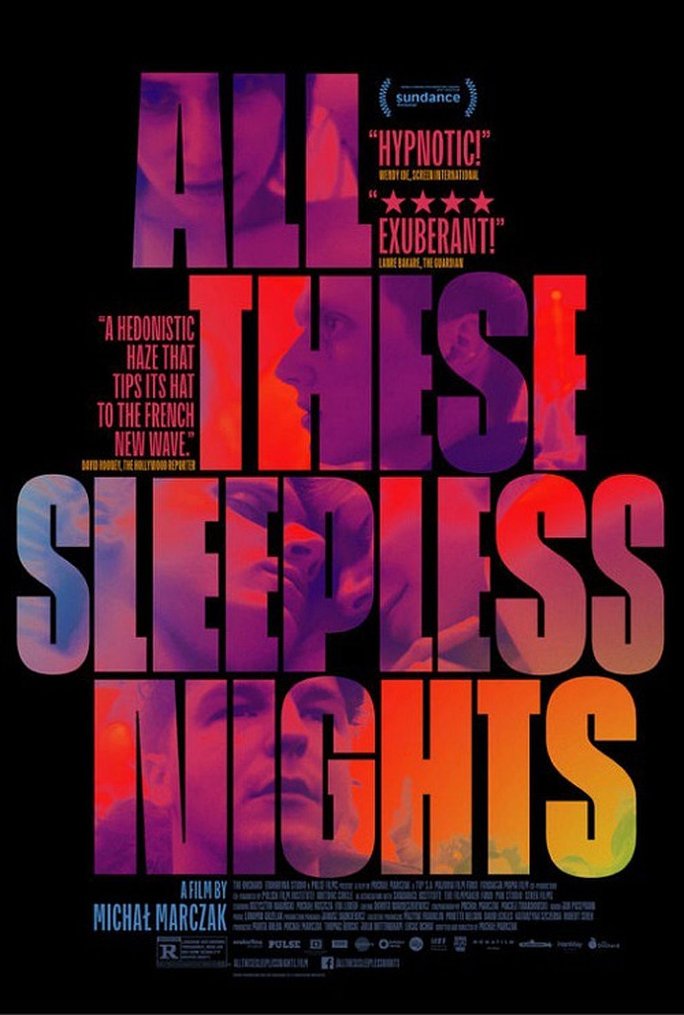All These Sleepless Nights (Poster)