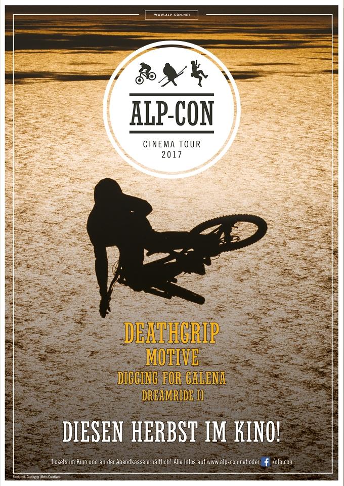 Alp-Con Cinema Tour: BIKE (Poster)