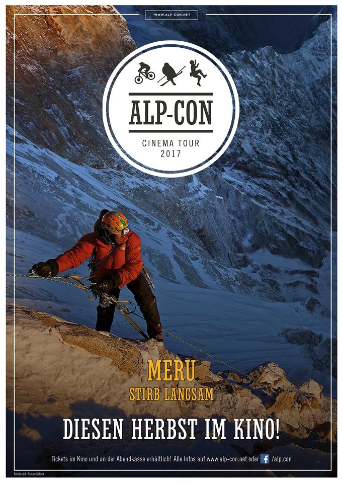 Alp-Con Cinema Tour: MOUNTAIN (Poster)
