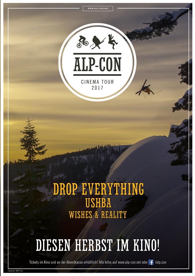 Alp-Con Cinema Tour: SNOW (Poster)