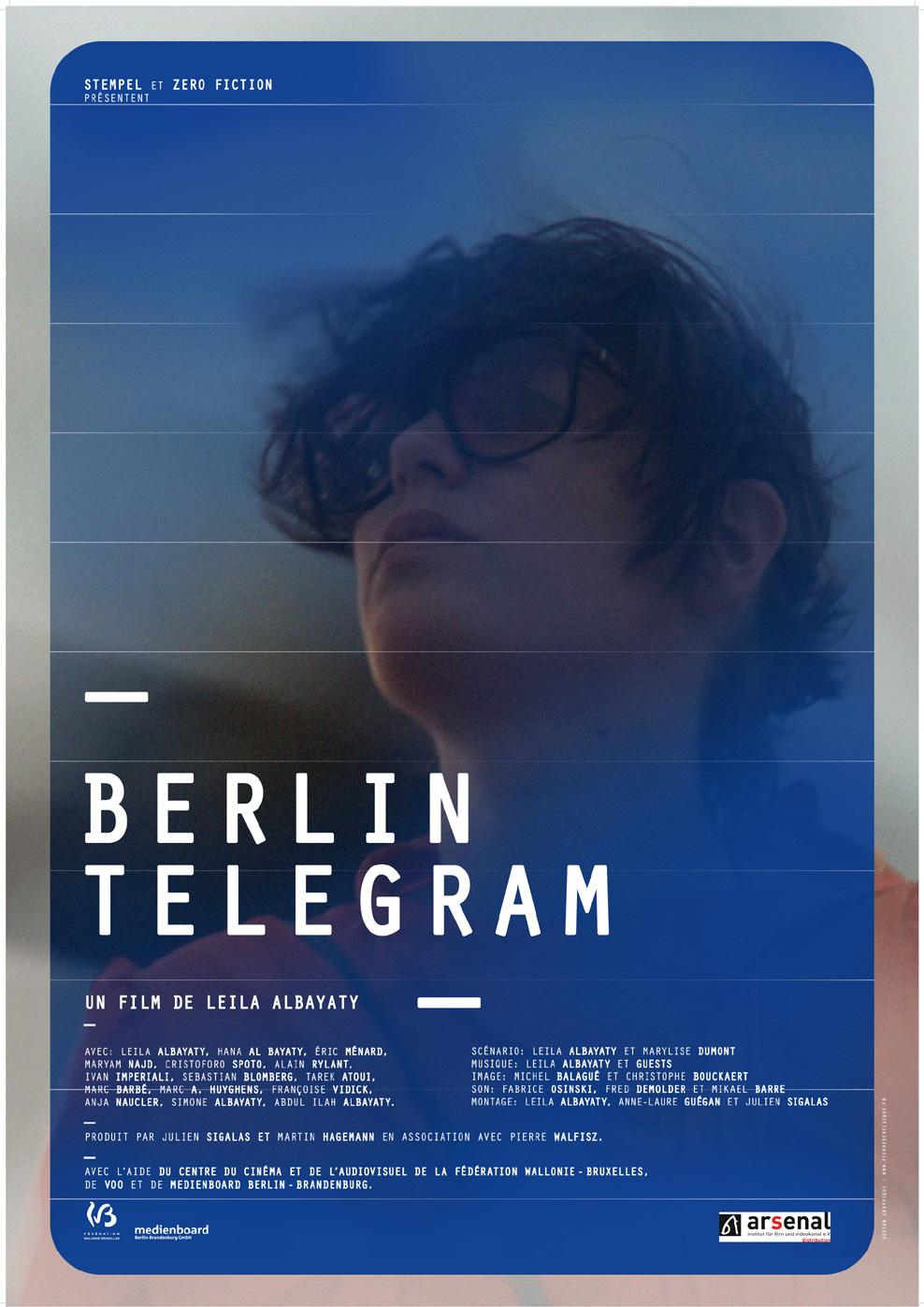 Berlin Telegram (Poster)