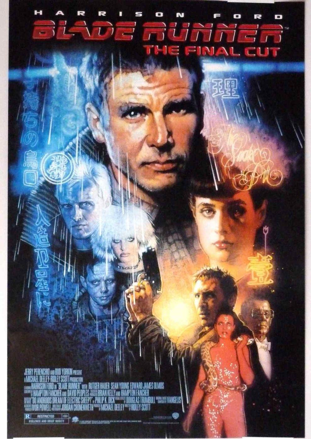 Blade Runner - Final Cut (Poster)
