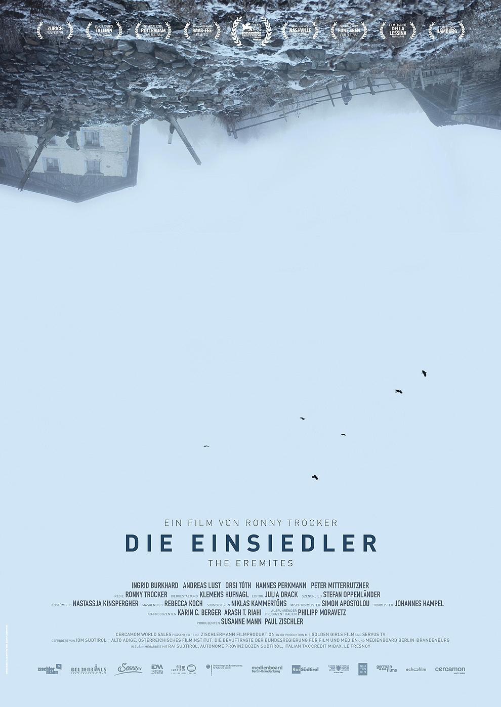 Die Einsiedler (Poster)