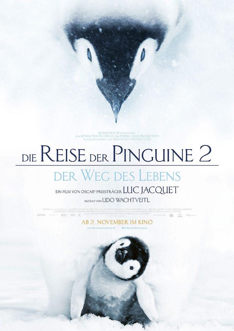 Die Reise der Pinguine 2 (Poster)