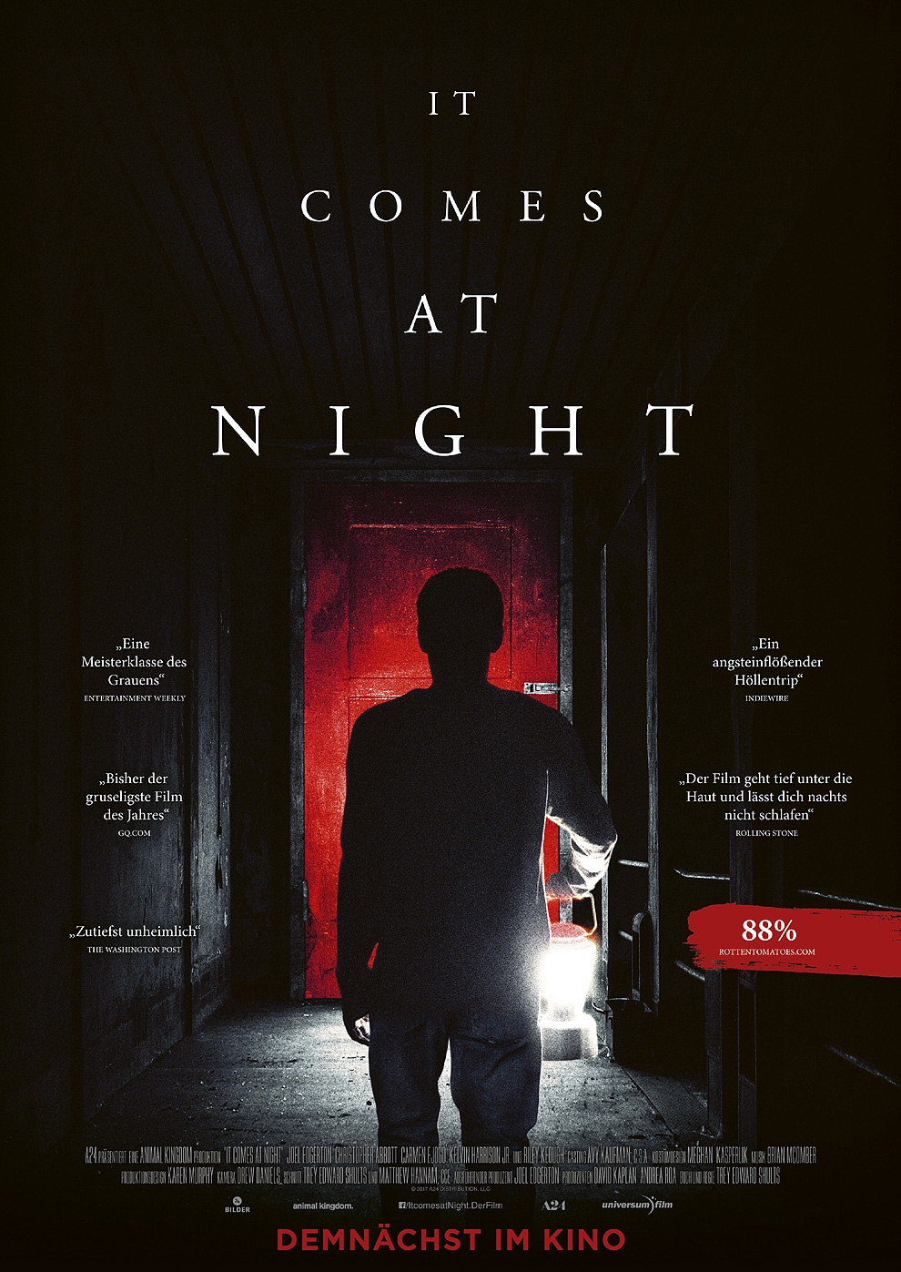 It Comes at Night (Poster)