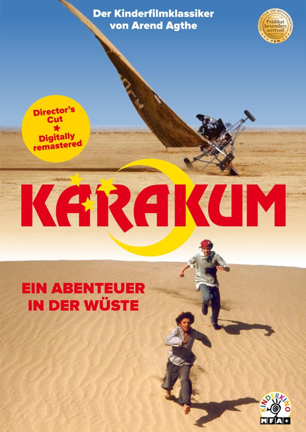 Karakum - Ein Abenteuer in der Wüste (Poster)