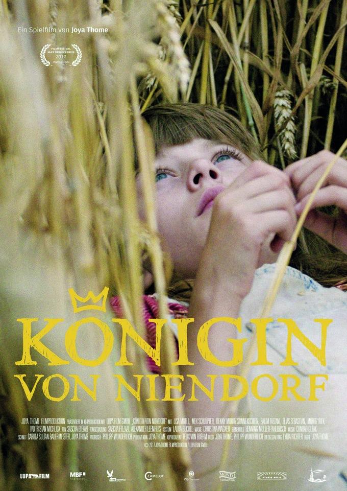 Königin von Niendorf (Poster)