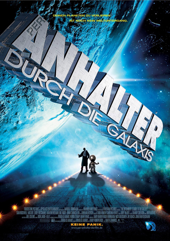 Per Anhalter durch die Galaxis (Poster)
