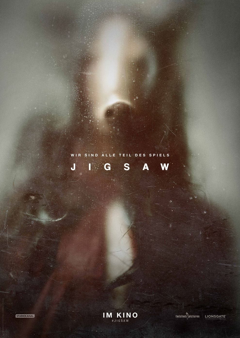 Saw 8: Jigsaw (Poster)