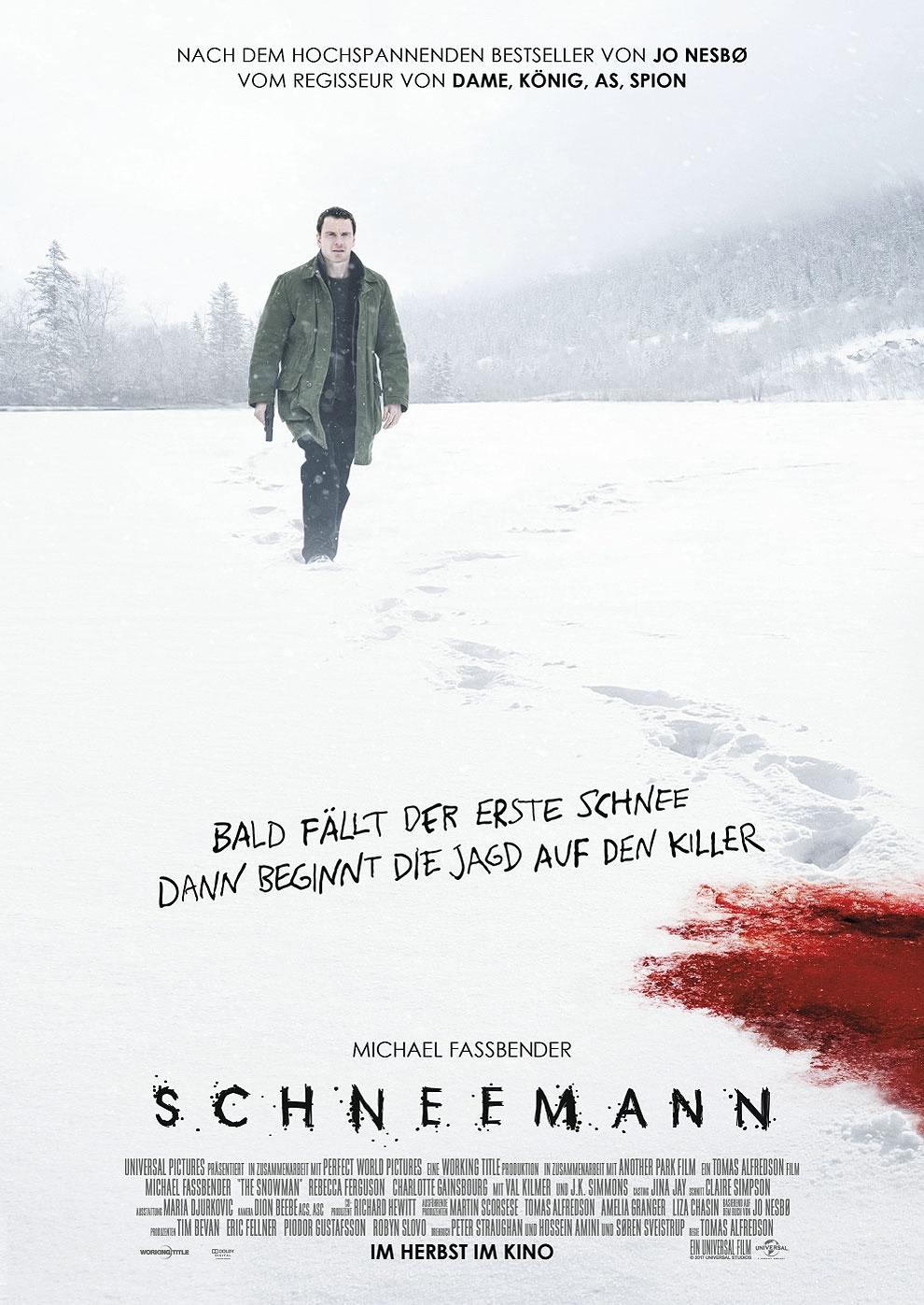 Schneemann (Poster)
