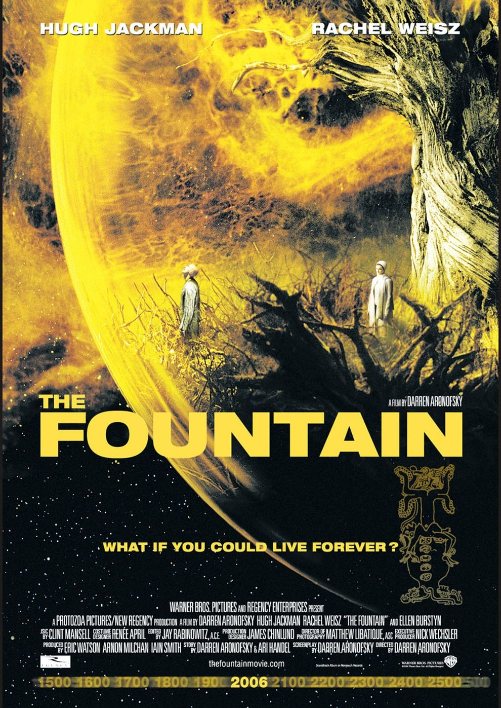 The Fountain (Poster)