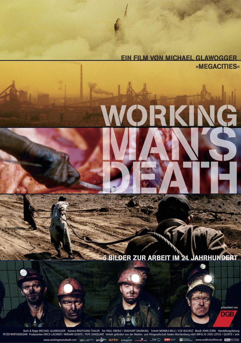 Workingman's Death (Poster)