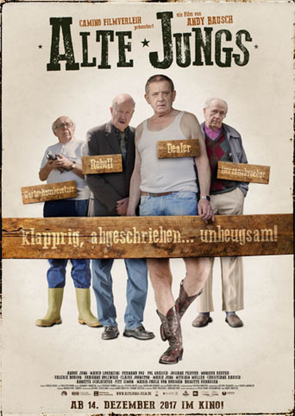 Alte Jungs (Poster)