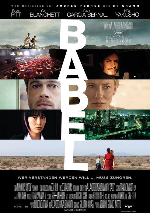 Babel (Poster)