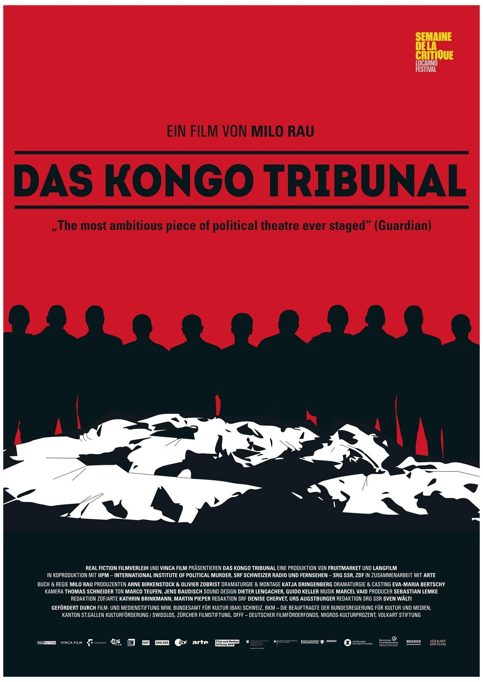 Das Kongo Tribunal (Poster)