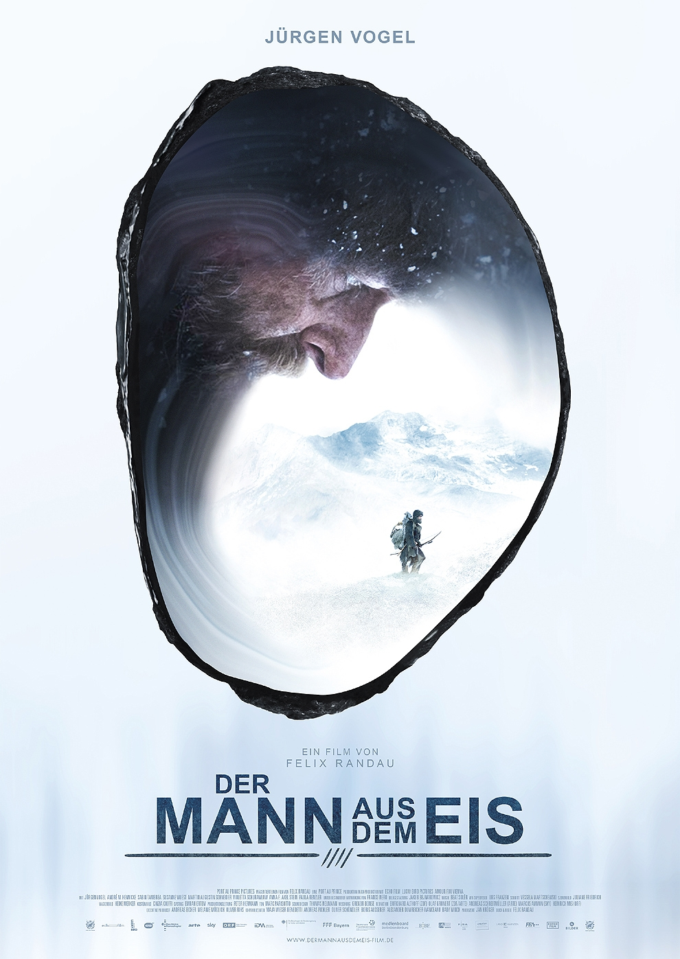 Der Mann aus dem Eis (Poster)