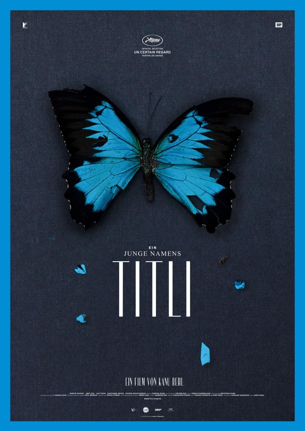 Ein Junge namens Titli (Poster)