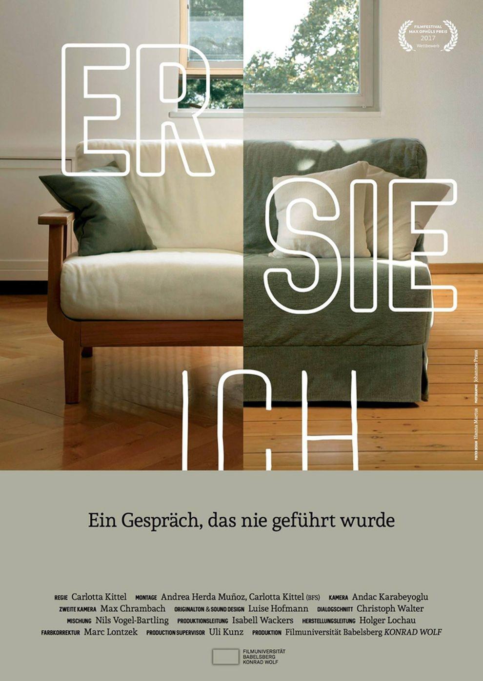 Er Sie Ich (Poster)