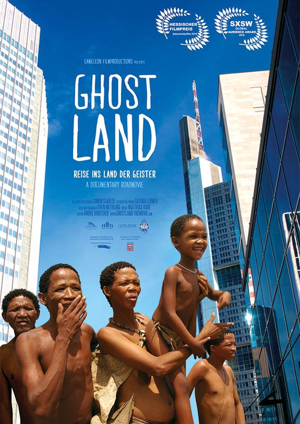 Ghostland - Reise ins Land der Geister (Poster)