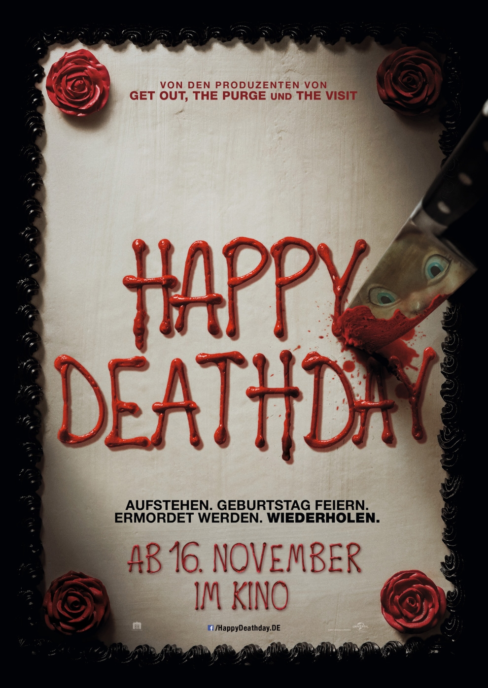 Happy Deathday (Poster)