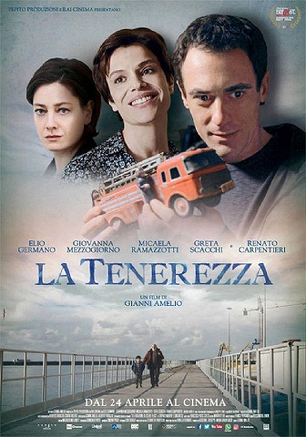 La Tenerezza - Die Zärtlichkeit (Poster)