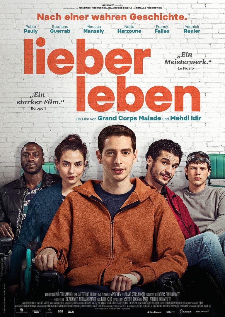 Lieber Leben (Poster)