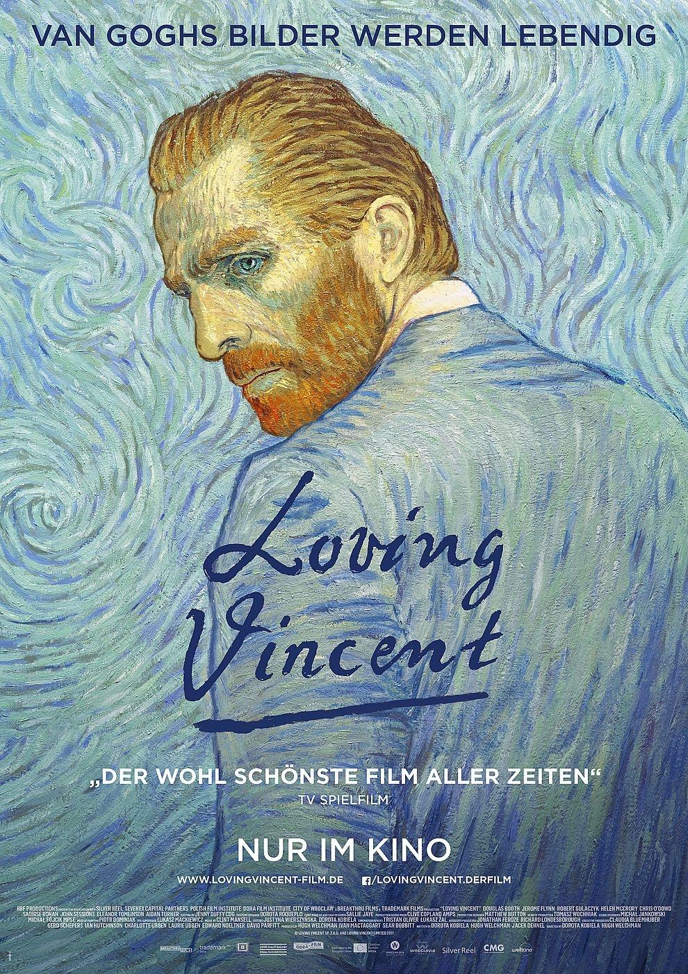 Loving Vincent (Poster)