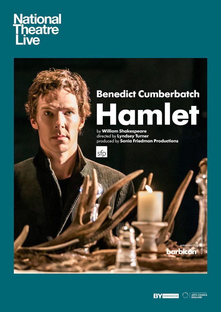 National Theatre London: Hamlet (Aufzeichnung) (Poster)