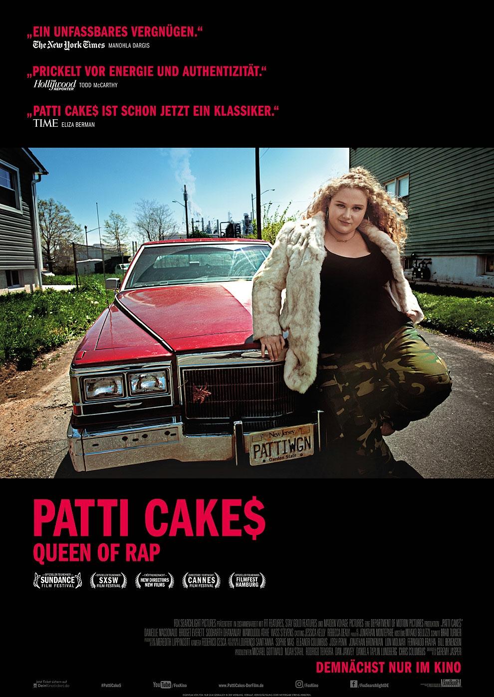 Patti Cake$ (Poster)