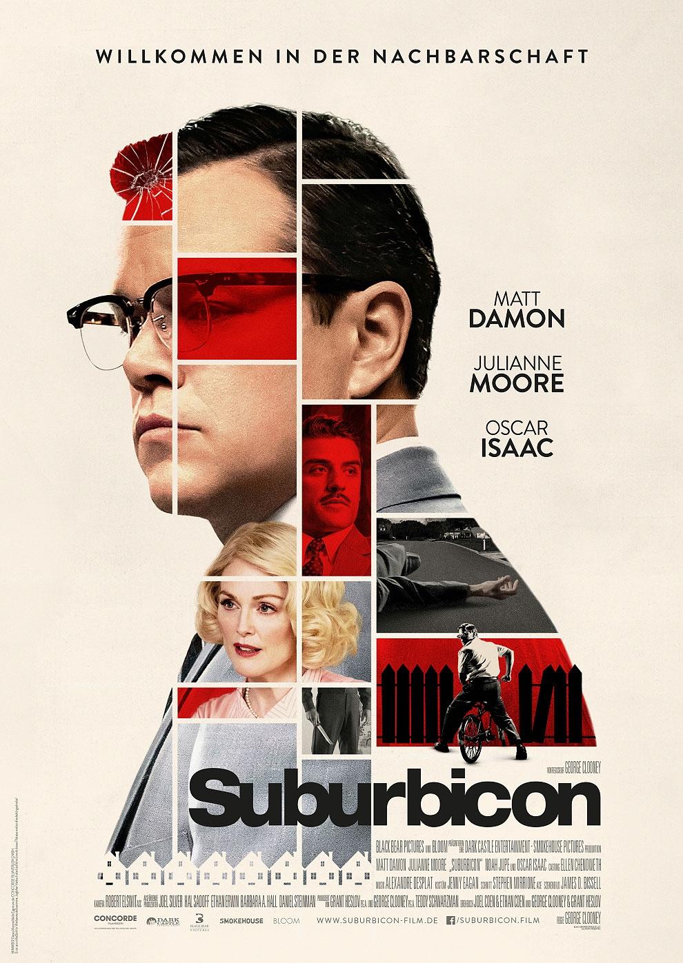 Suburbicon (Poster)