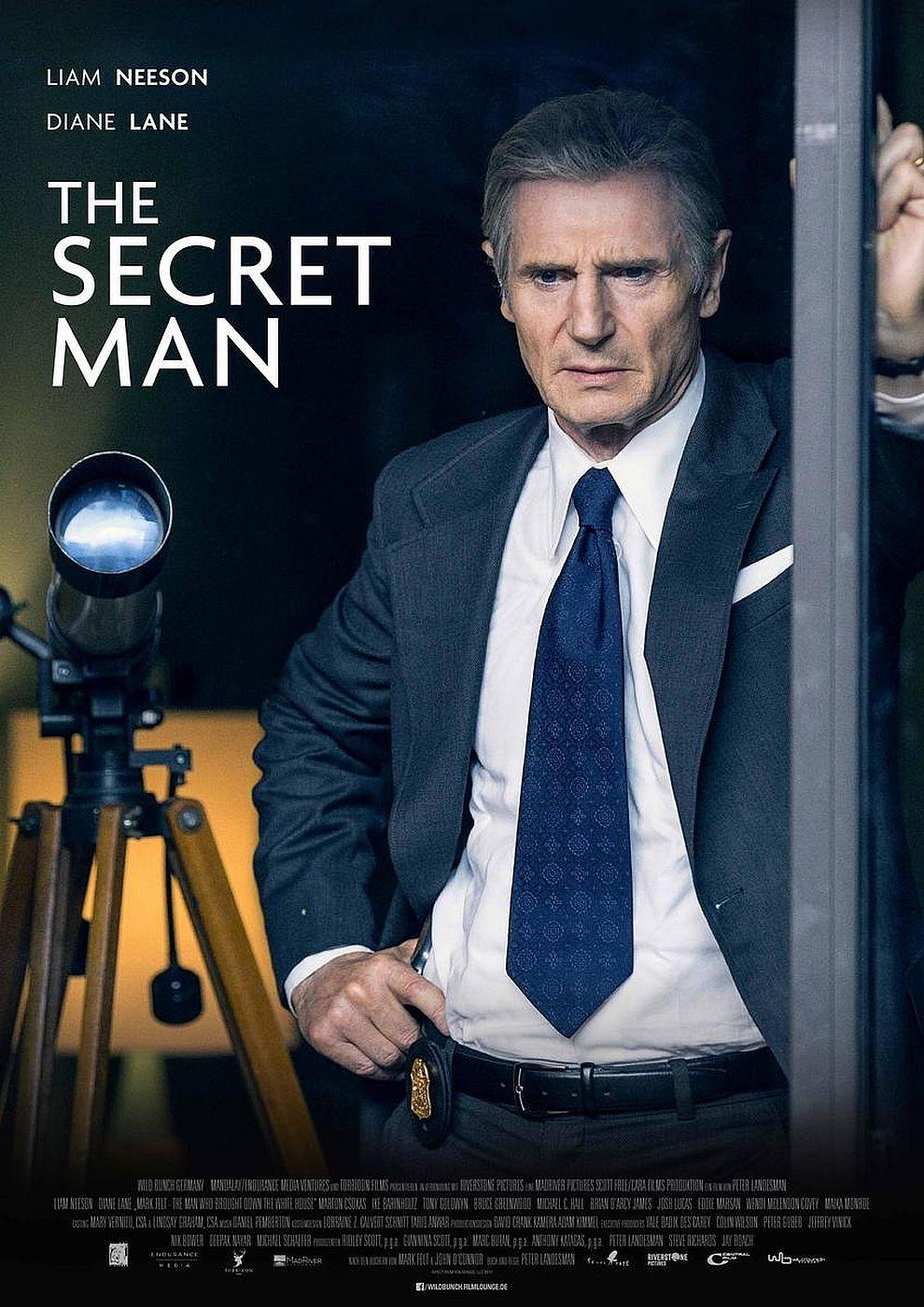 The Secret Man (Poster)