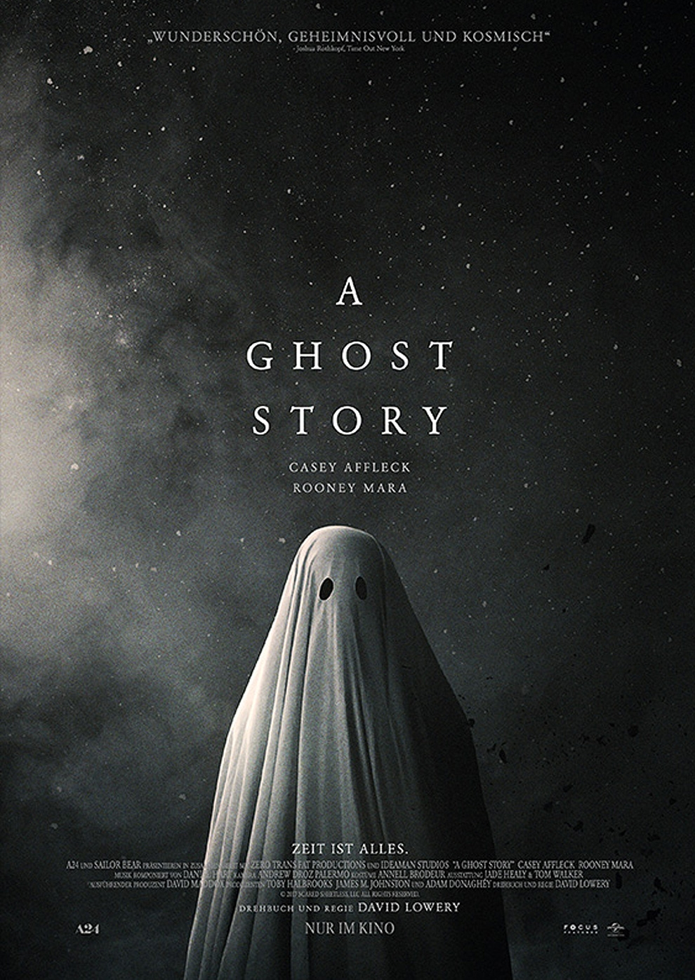 A Ghost Story (Poster)