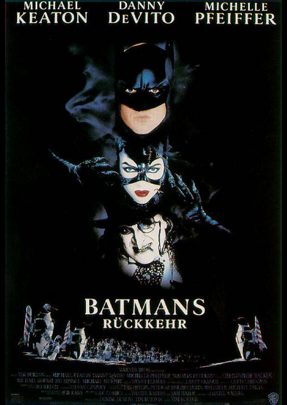Batmans Rückkehr (Poster)