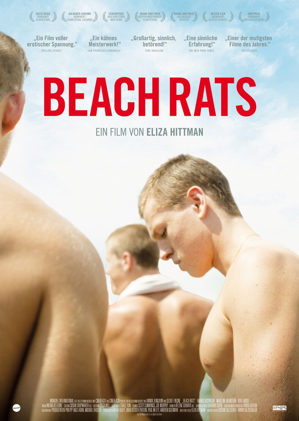 Beach Rats (Poster)