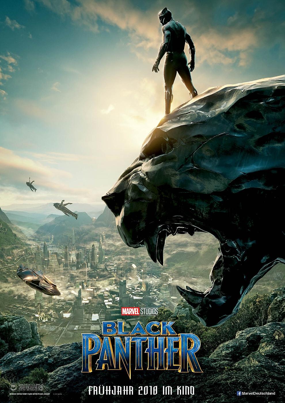 Black Panther (Poster)