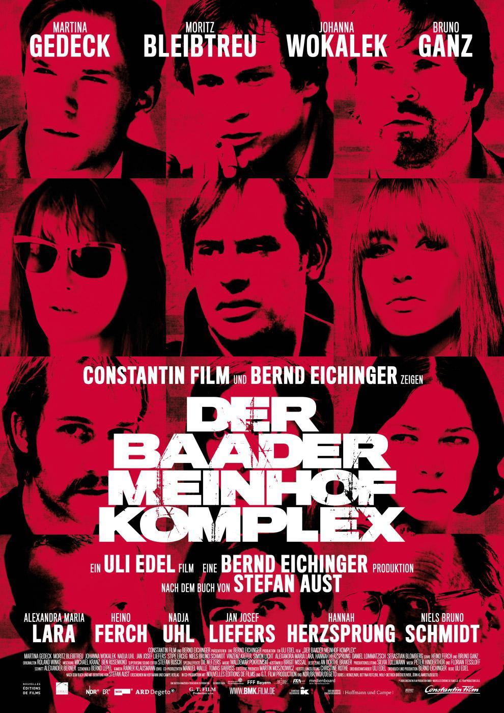 Der Baader Meinhof Komplex (Poster)